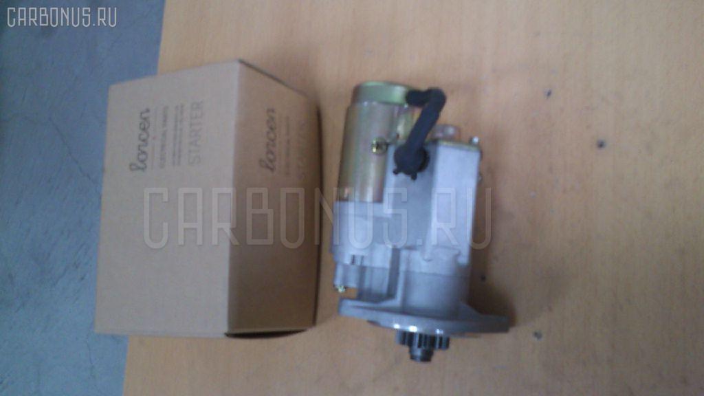 Стартер KOMATSU PC10-5 3D75 Фото 1