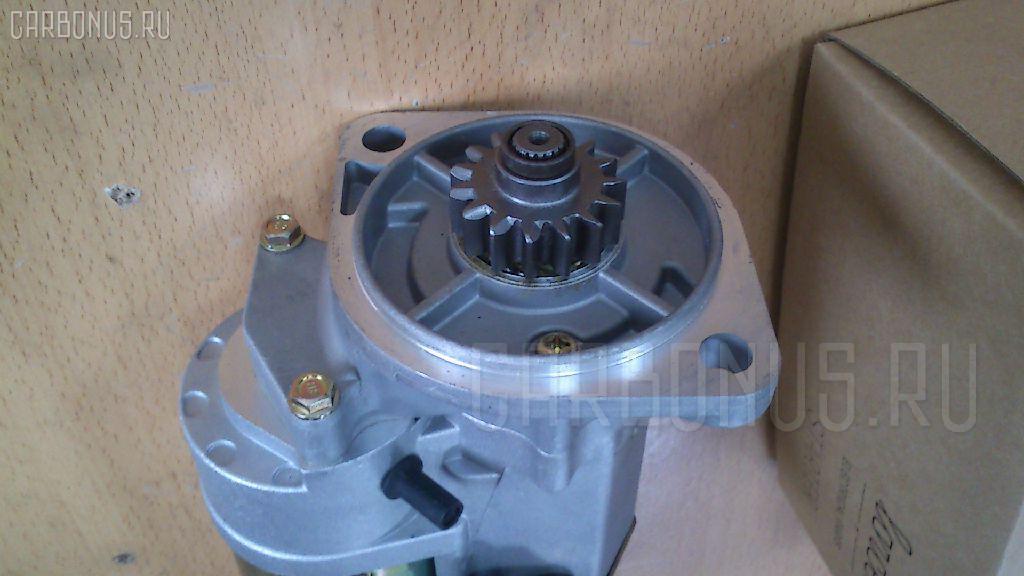 Стартер KOMATSU PC10-5 3D75 Фото 4