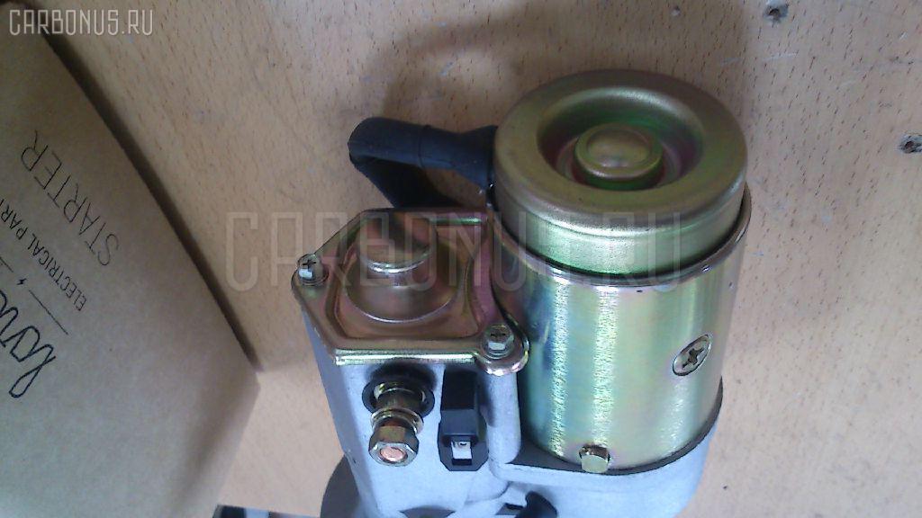 Стартер KOMATSU PC10-5 3D75 Фото 5