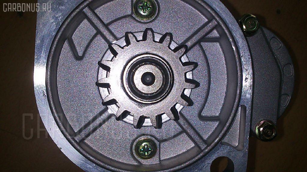 Стартер LORCEN LC-047-0018 на Komatsu Pc10-5 3D75 Фото 1