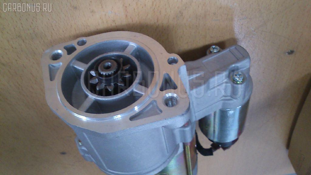Стартер KIA BONGO-3 D4CB Фото 3