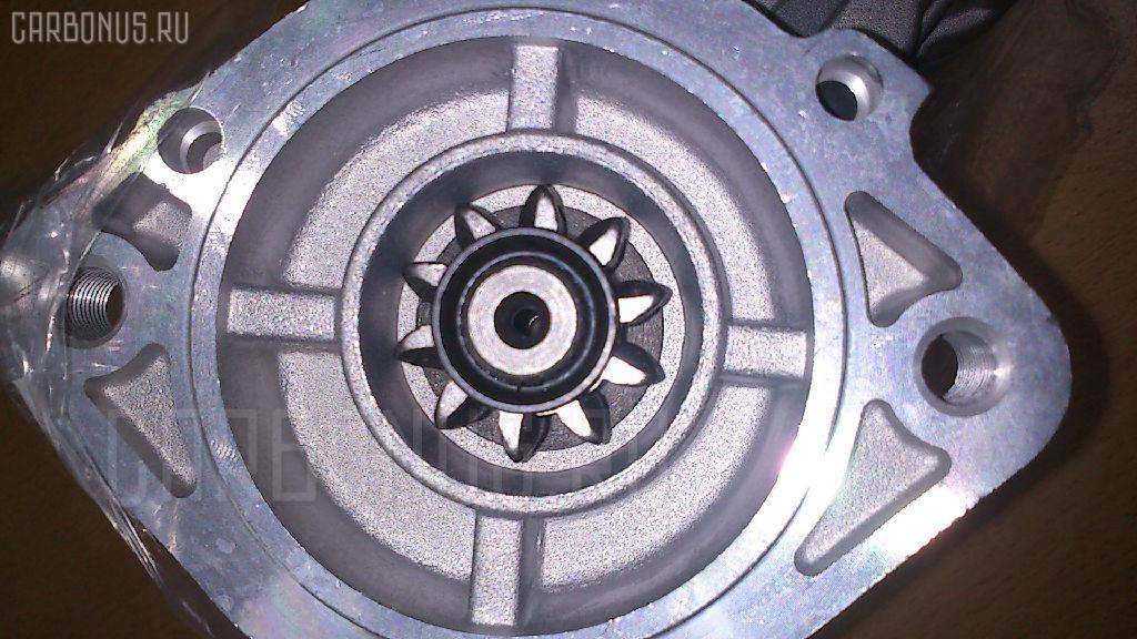 Стартер KIA BONGO-3 D4CB Фото 6