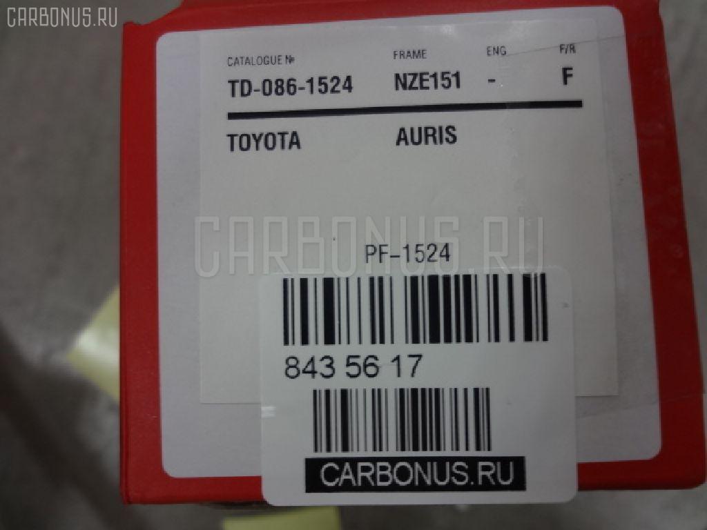 Тормозные колодки LEXUS HS250H ANF10 Фото 3