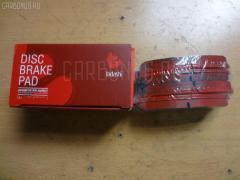 Тормозные колодки HONDA ACCORD COUPE CD7 Фото 2