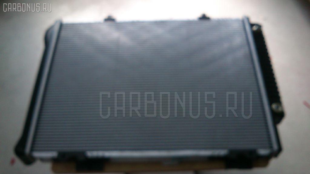 Радиатор ДВС MERCEDES-BENZ E-CLASS W210.070 113.940 Фото 3