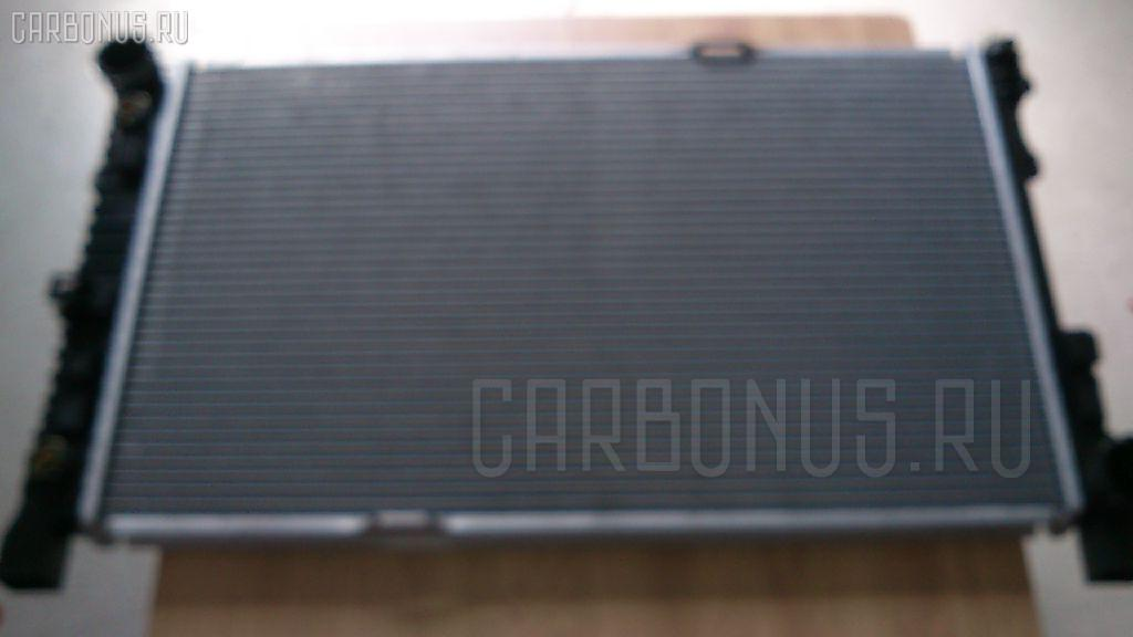 Радиатор ДВС Mercedes-benz C-class W203.061 112.912 Фото 1