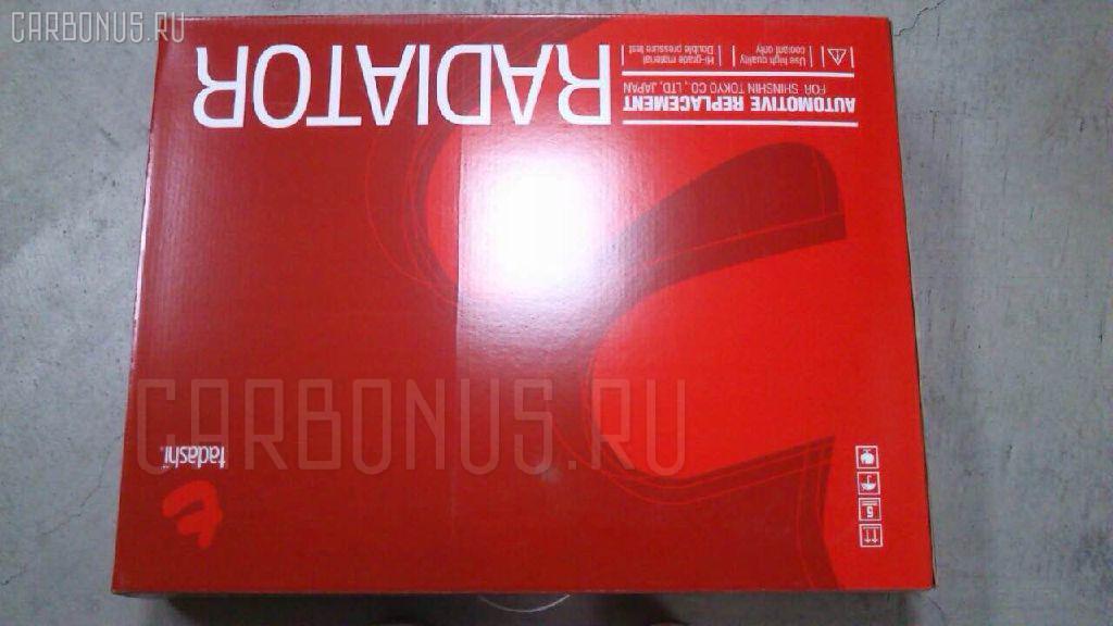 Радиатор ДВС MERCEDES-BENZ C-CLASS W203.061 112.912 Фото 3