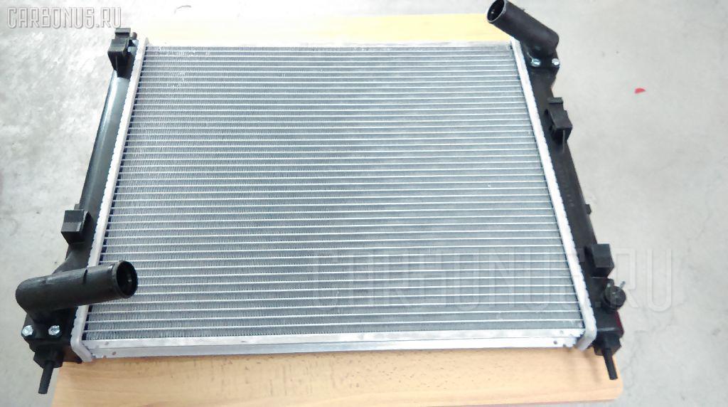 Радиатор ДВС NISSAN JUKE F15 MR16DDT Фото 2