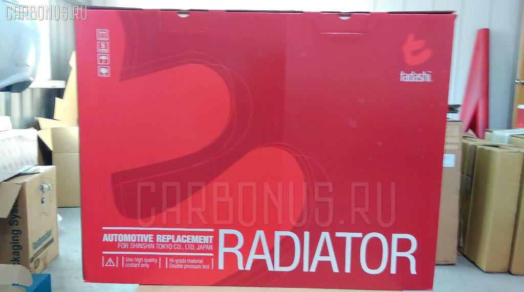 Радиатор ДВС NISSAN JUKE F15 MR16DDT Фото 3