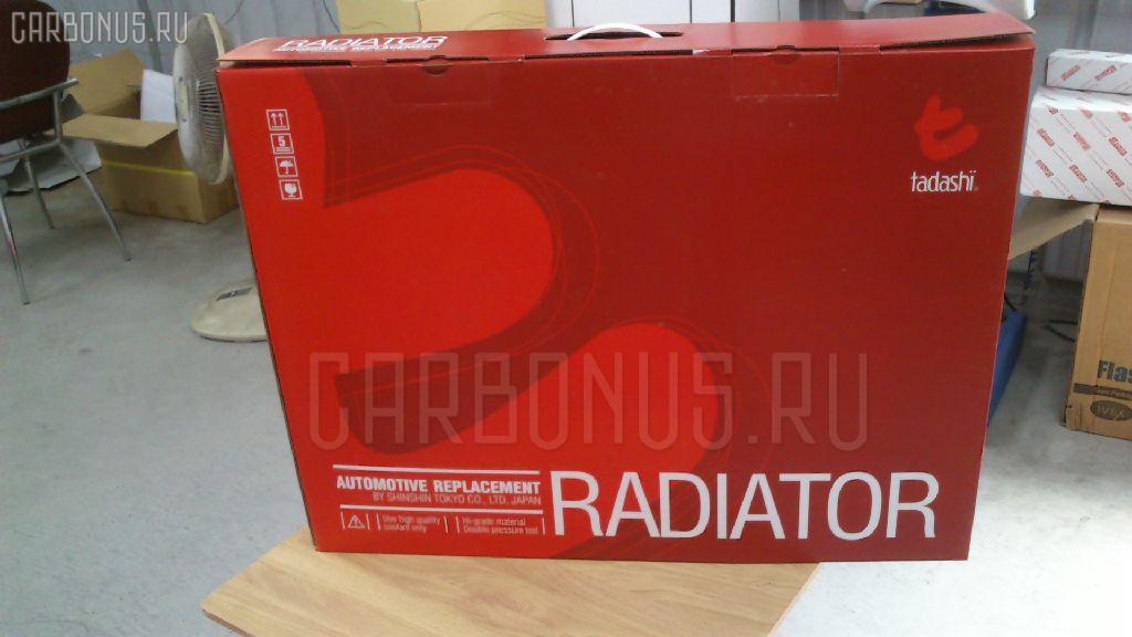 Радиатор ДВС VOLVO S60 I RS Фото 4