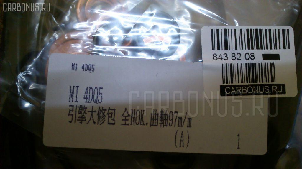 Ремкомплект ДВС MITSUBISHI 4DQ5 4DQ5 Фото 2