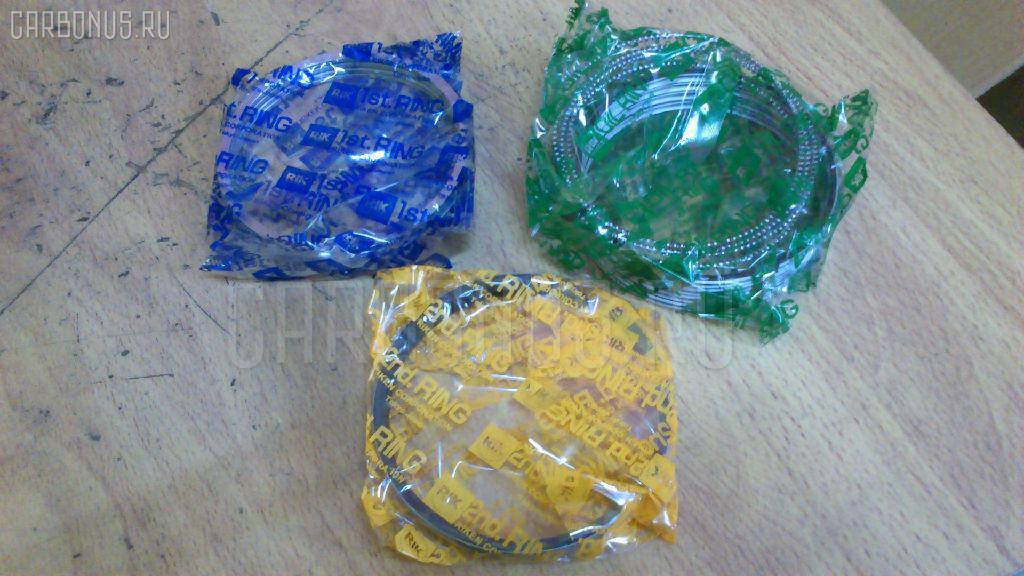Кольца поршневые MITSUBISHI K4M K4M Фото 1