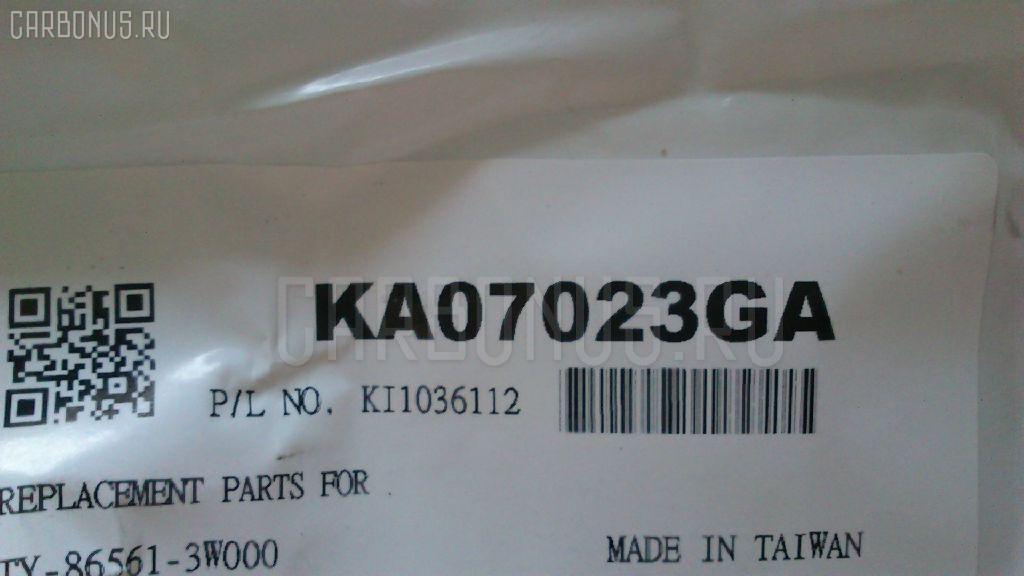 Решетка бамперная KIA SPORTAGE FQ Фото 1