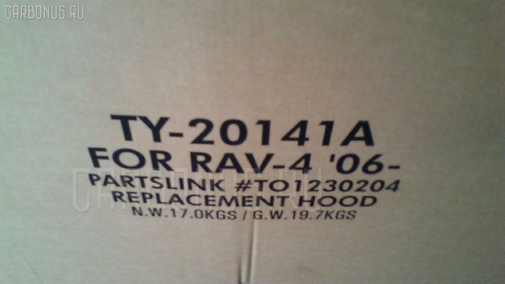 Капот TOYOTA RAV4 ACA31 Фото 1