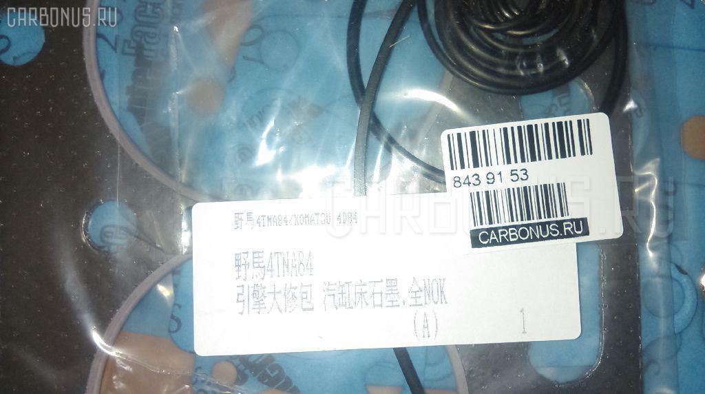 Ремкомплект ДВС KOMATSU PC40-7 4D84 Фото 2