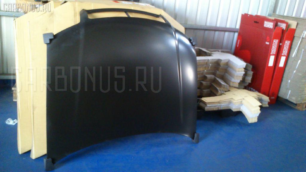Капот Audi A4 8E2 Фото 1
