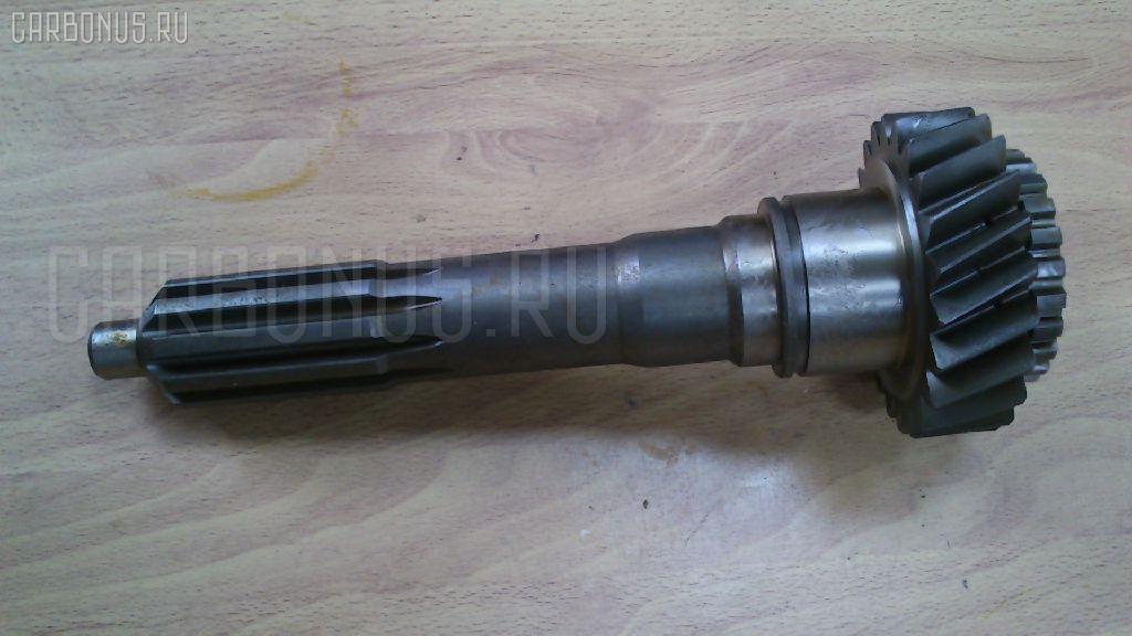 Первичный вал КПП HINO RANGER H06C-T Фото 3