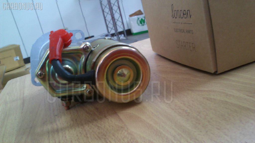 Стартер HITACHI EX12 3KR1 Фото 4