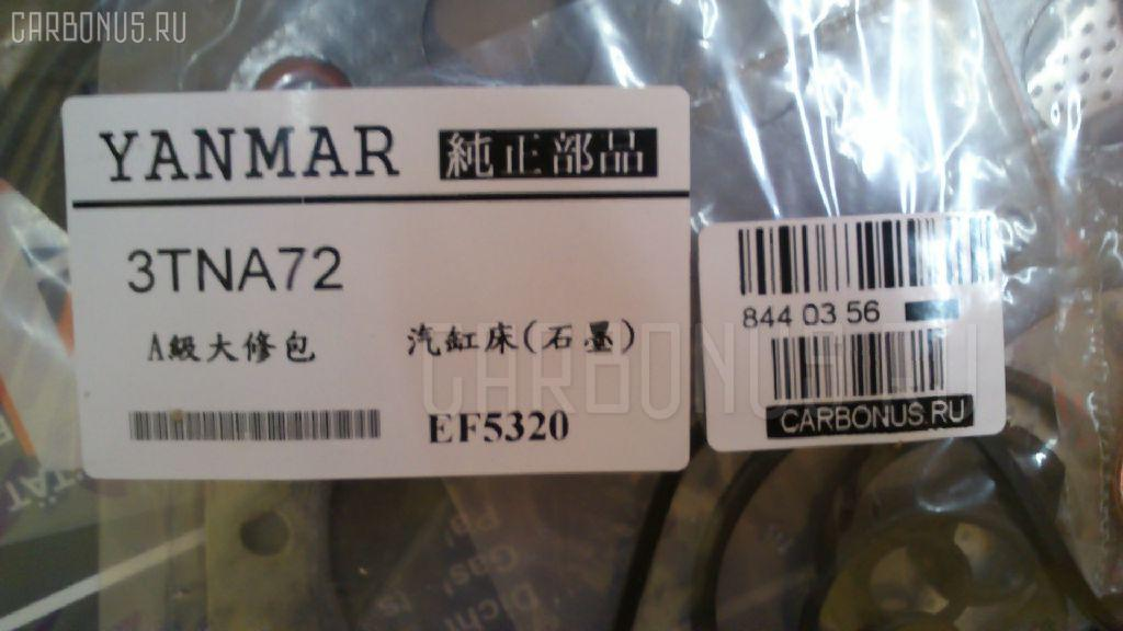 Ремкомплект ДВС YANMAR 3TNA72 3TNA72 Фото 2