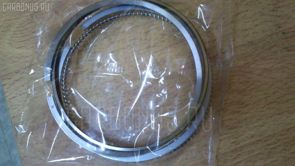 Кольца поршневые MITSUBISHI K4N K4N. Фото 3