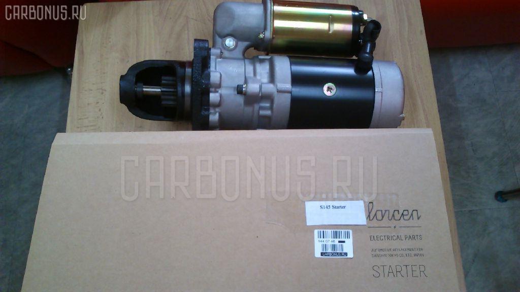 Стартер KOMATSU PC300 SA6D105 Фото 1