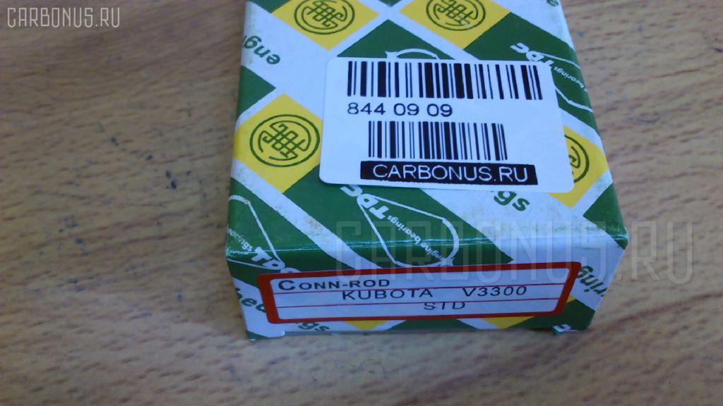 Вкладыш шатунный KUBOTA V3300 V3300 Фото 3