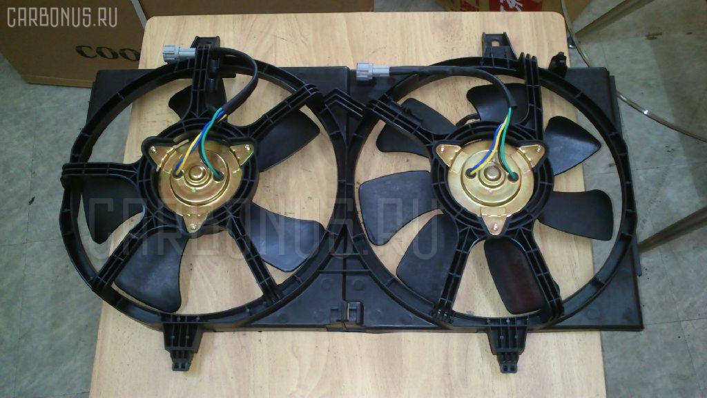 Диффузор радиатора Nissan Sunny FB15 QG15DE Фото 1