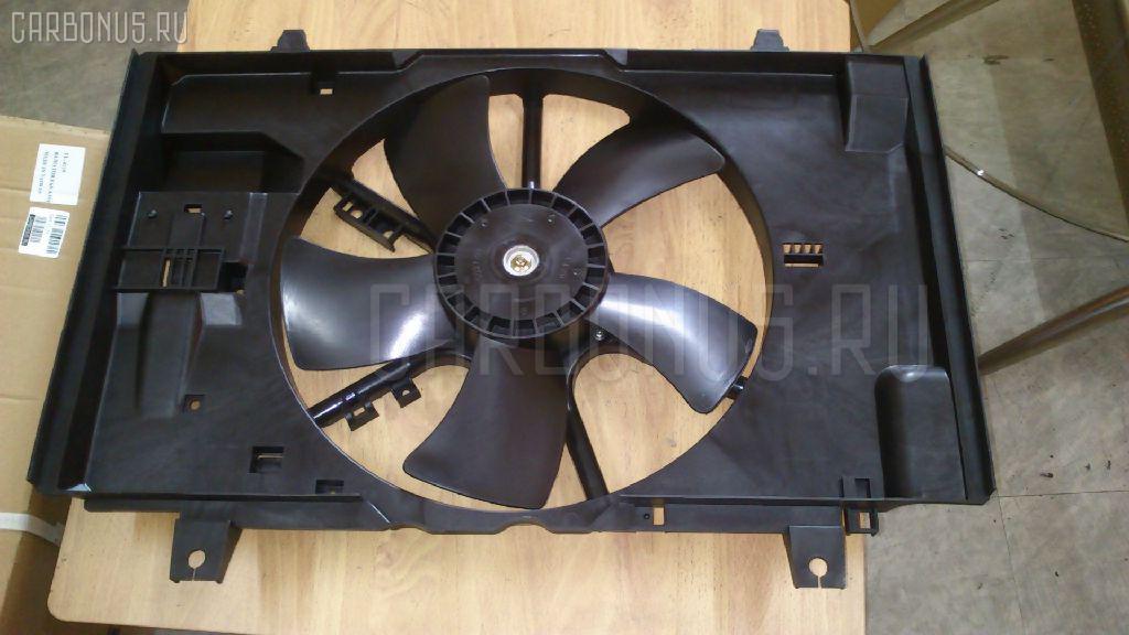 Диффузор радиатора NISSAN TIIDA C11 HR15DE Фото 2