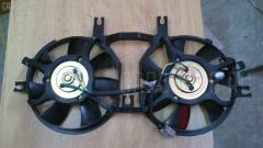 Диффузор радиатора Mitsubishi Delica space gear PE8W Фото 2