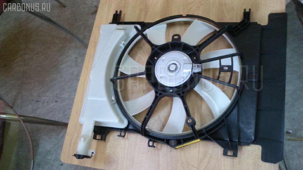 Диффузор радиатора TOYOTA RACTIS NCP120 Фото 1