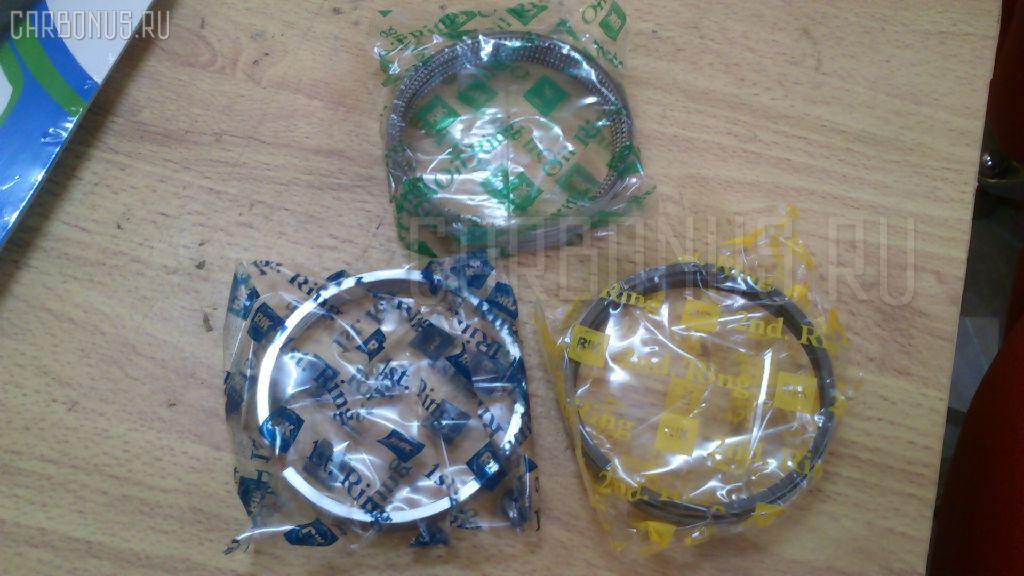 Кольца поршневые ISUZU КАТОК 4FE1 Фото 1
