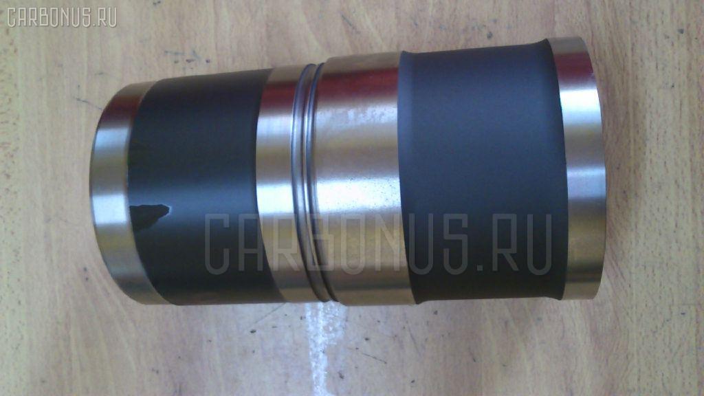 Гильза блока цилиндров Komatsu Pc300-7 SAA6D114 Фото 1