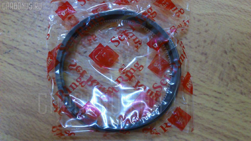 Кольца поршневые Mitsubishi K4d K4D Фото 1