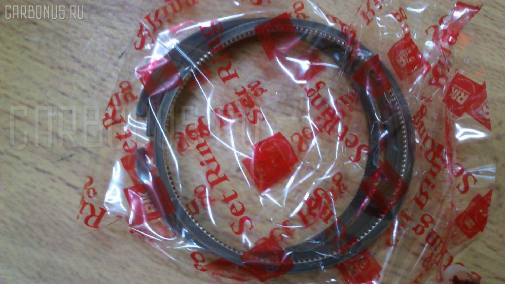 Кольца поршневые MITSUBISHI K4D K4D Фото 2