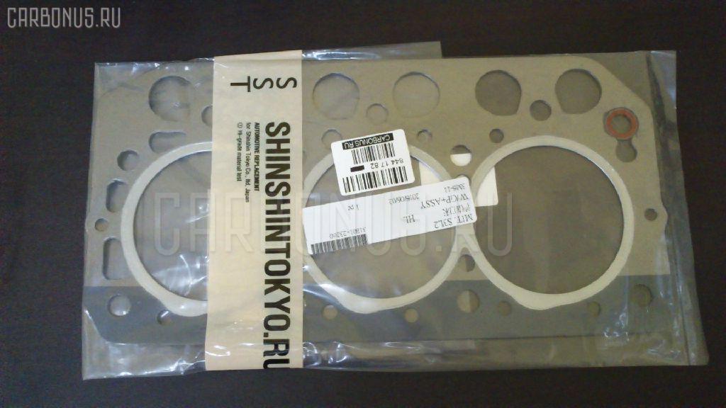 Прокладка под головку ДВС MITSUBISHI S3L2 S3L2 Фото 6
