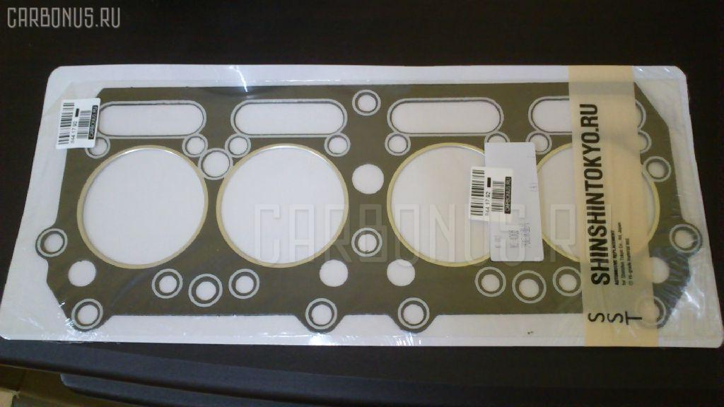 Прокладка под головку ДВС SST ST-281-7696 на Mitsubishi 4dq5 4DQ5 Фото 1