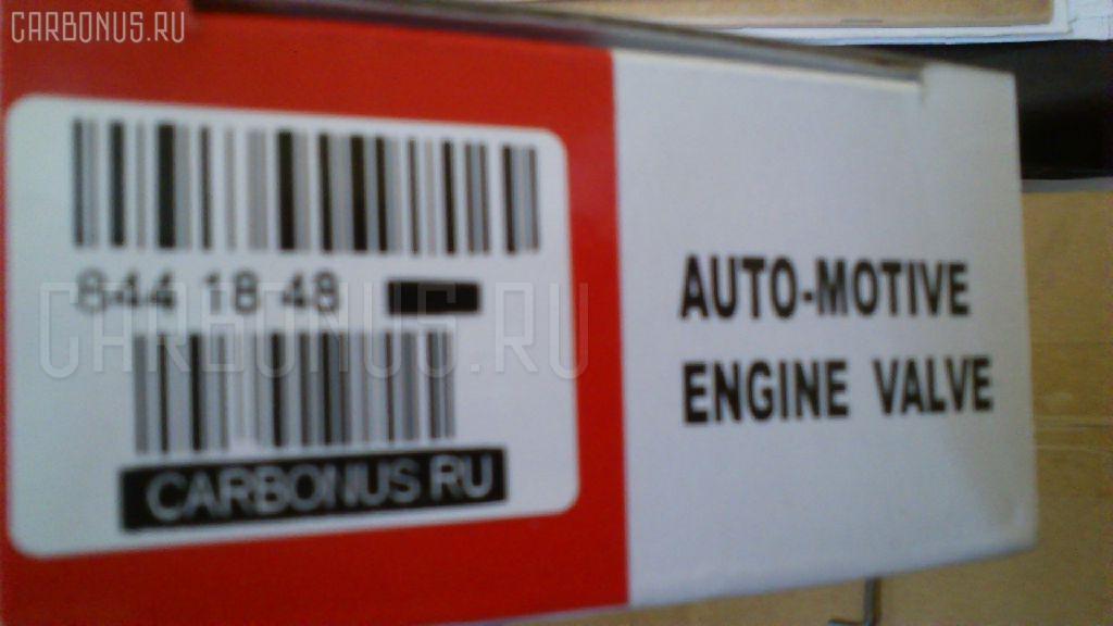 Клапан выпускной KOMATSU 4D88 4D88 Фото 5