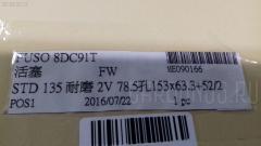 Поршень MITSUBISHI FUSO 8DC9T Фото 2