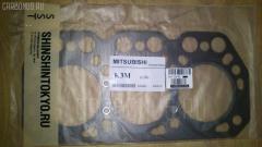 Прокладка под головку ДВС Mitsubishi K3m K3M Фото 2