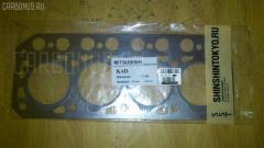 Прокладка под головку ДВС MITSUBISHI K4D K4D Фото 1