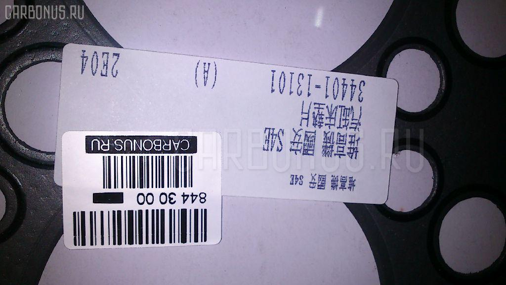 Прокладка под головку ДВС MITSUBISHI S4E S4E Фото 2