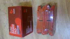 Тормозные колодки MITSUBISHI PAJERO V97W TADASHI TD-086-1243 Заднее