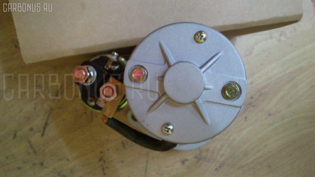 Стартер KOMATSU WB140-2 FK1140F-10203 S4D106 - 03011 Фото 5