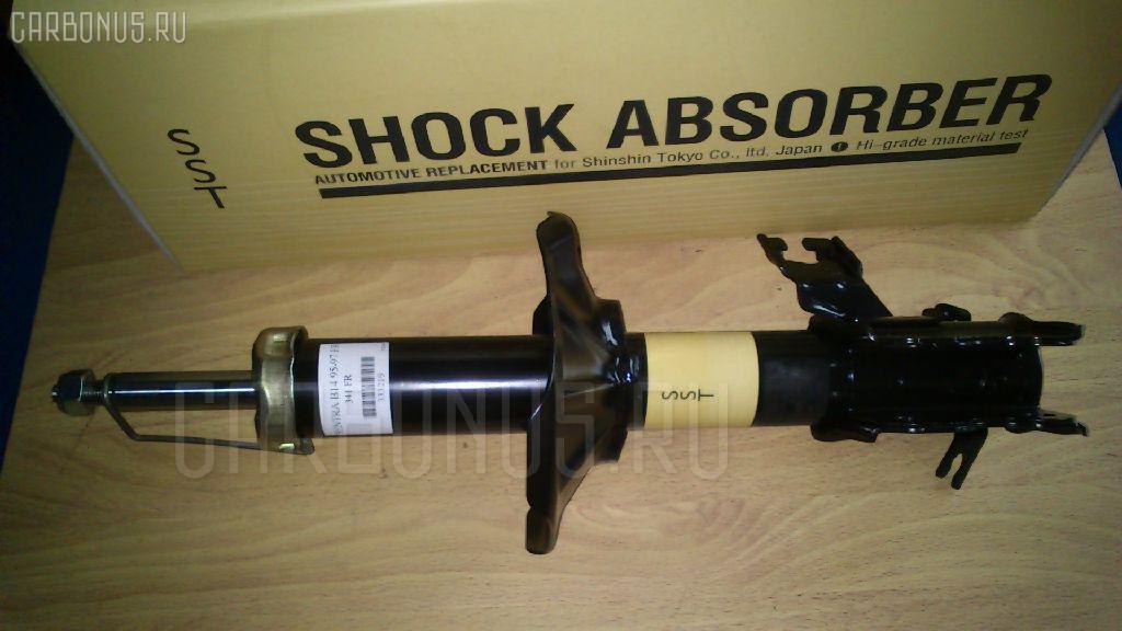 Стойка амортизатора SST ST-049FR-B14 на Nissan Presea R11 Фото 1