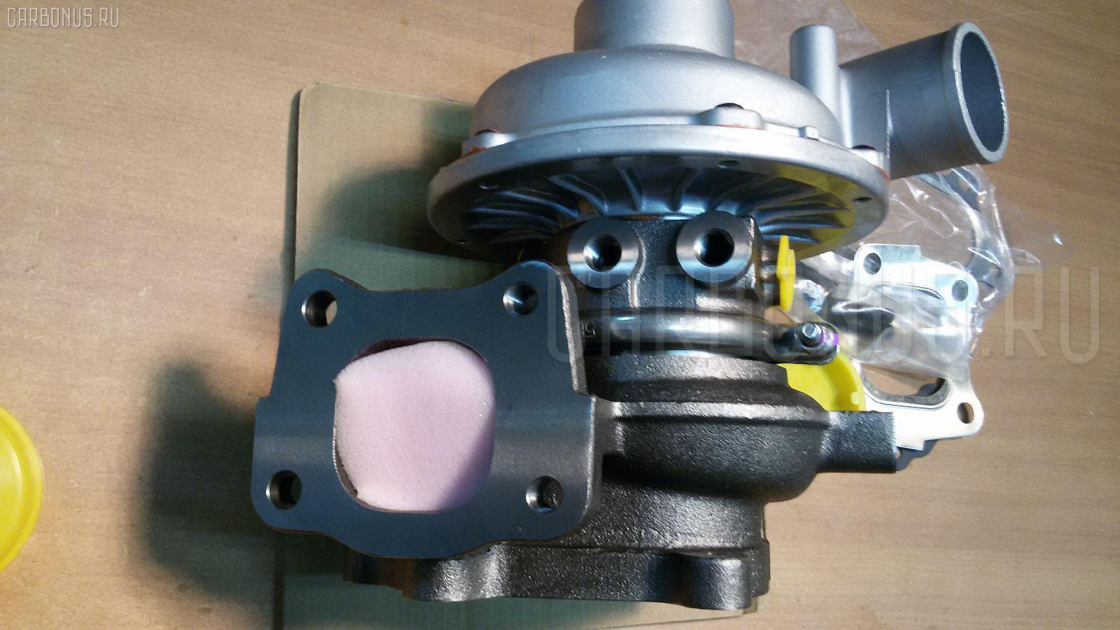 Турбина HITACHI ZX230 4HK1 Фото 4