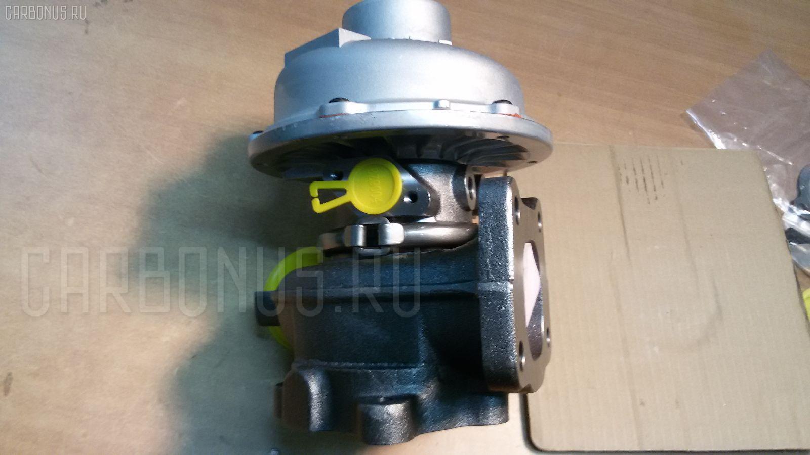 Турбина SST ST-138-2088 на Hitachi Zx230 4HK1 Фото 1