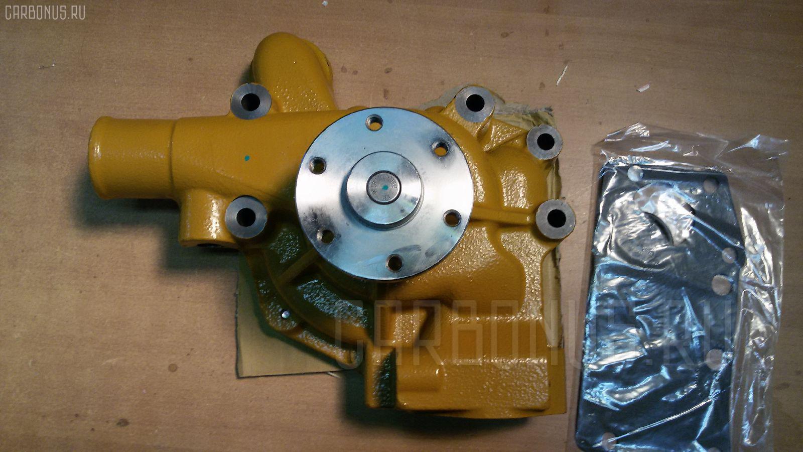 Помпа KOMATSU PC120-5 S6D95L Фото 1