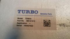 Картридж турбины Mitsubishi Fuso FY510 6D40T Фото 1