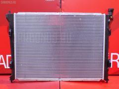Радиатор ДВС TADASHI TD-036-0061 на Hyundai Elantra 1.6 Фото 1