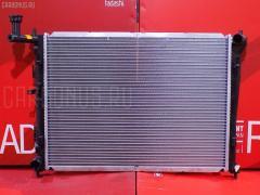 Радиатор ДВС TADASHI TD-036-0061 на Hyundai Elantra 1.6 Фото 2